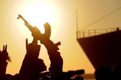 Libye Revolution Iran